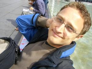 Mathias in Paris