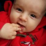 Lucas David fast 6 Monat alt